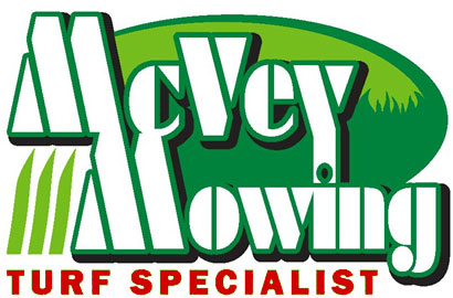 McVey Mowing Logo